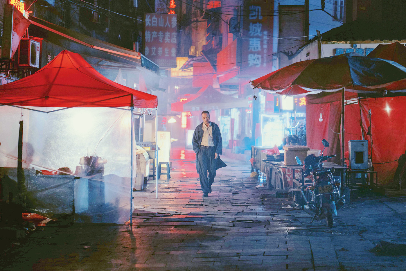 Un grand voyage vers la nuit de Bi Gan : un conte chinois hypnotique