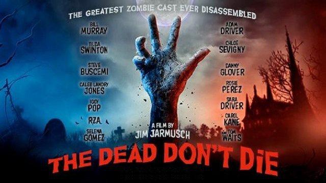 The Dead Don't Die de Jim Jarmusch