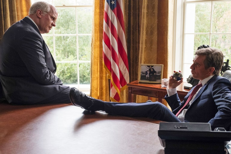 Adam McKay revient après The Big Short et nous présente Dick Cheney