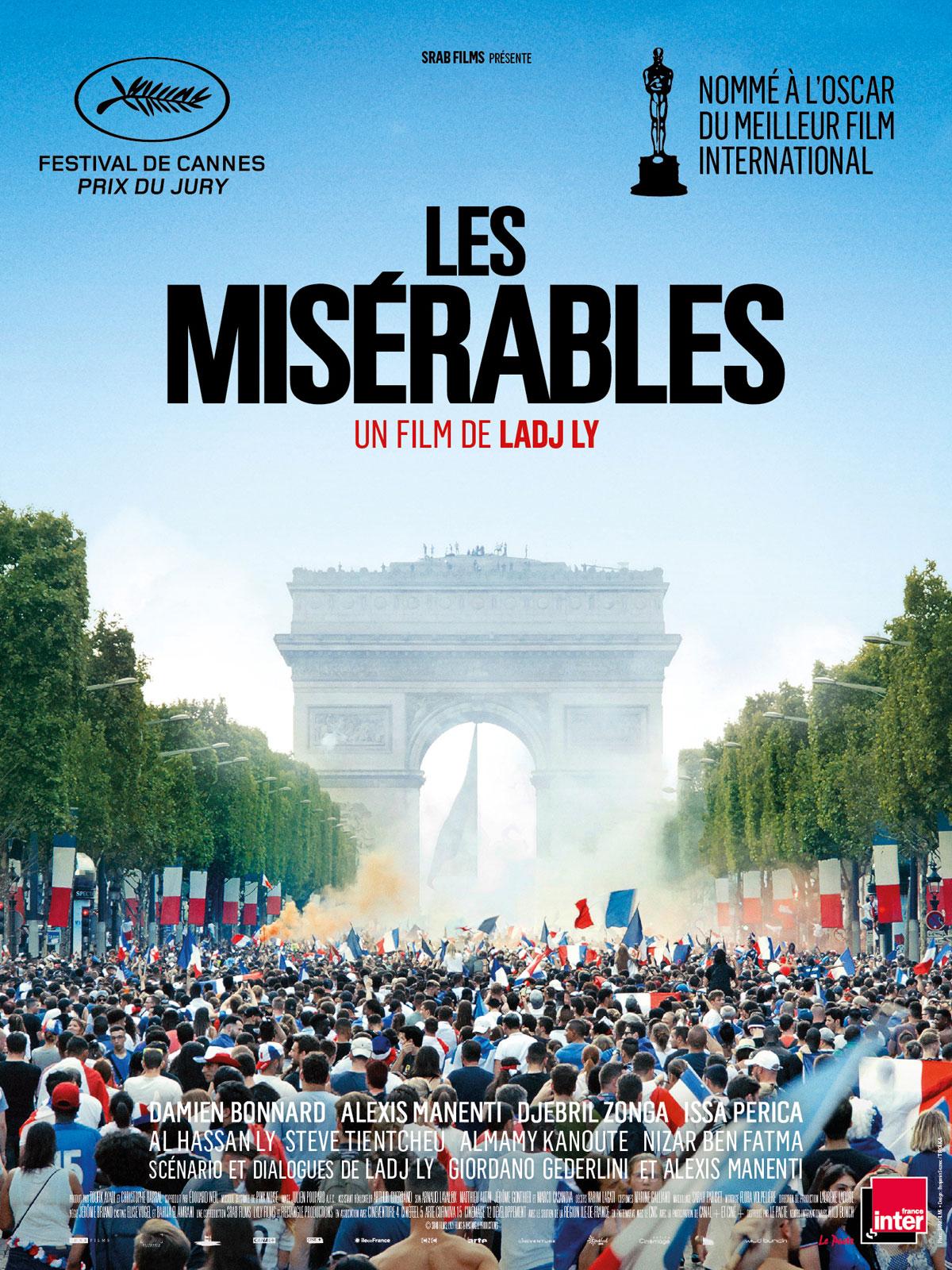 Les Misérables de Ladj Ly : un très beau film tout en nuances