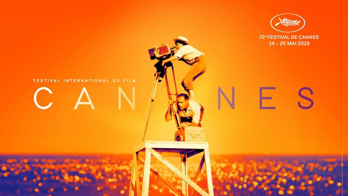 L'affiche officielle du 72ème Festival de Cannes enfin dévoilée !