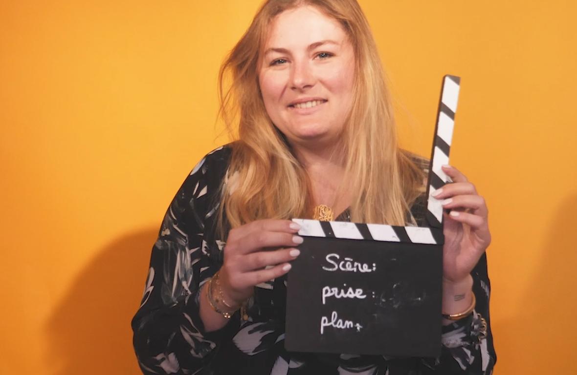 Mélanie Liegey : «le Festival de Cannes c'est un rendez-vous»