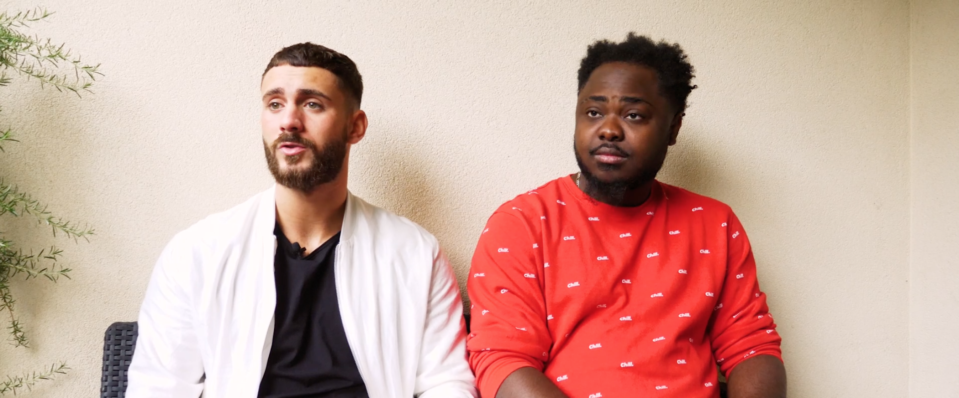 Liil Serge Mbeutcha & Illan Cto au Short Film Corner 2019