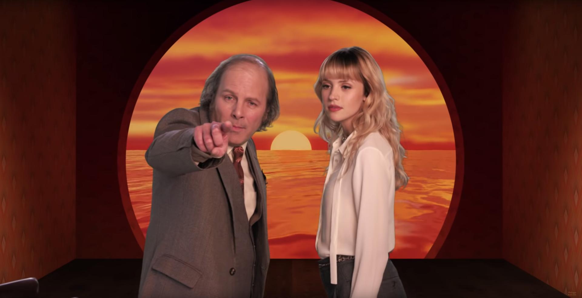 « Duo » le nouveau clip de Philippe Katerine, Angèle et Chilly Gonzales qui nous met du baume au cœur