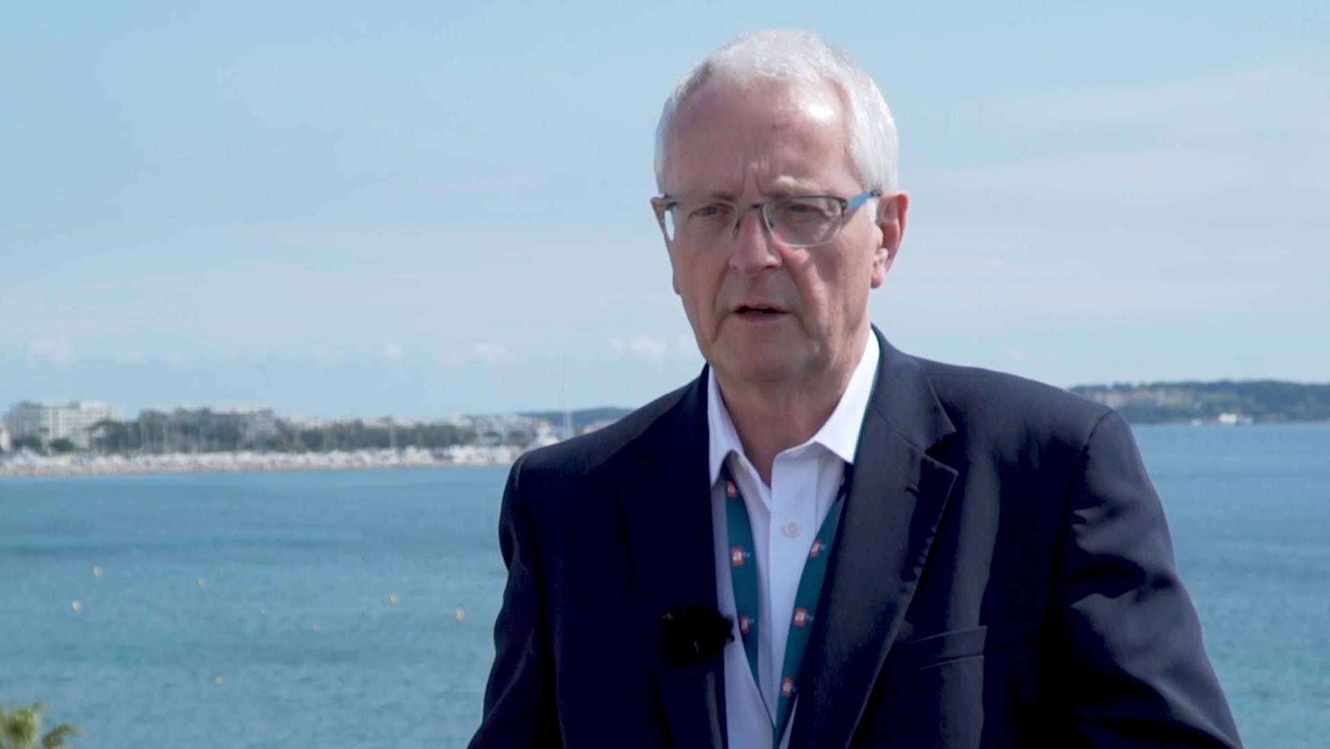 John Gough nous raconte l'évolution du MIPTV au cours de ces dernières années