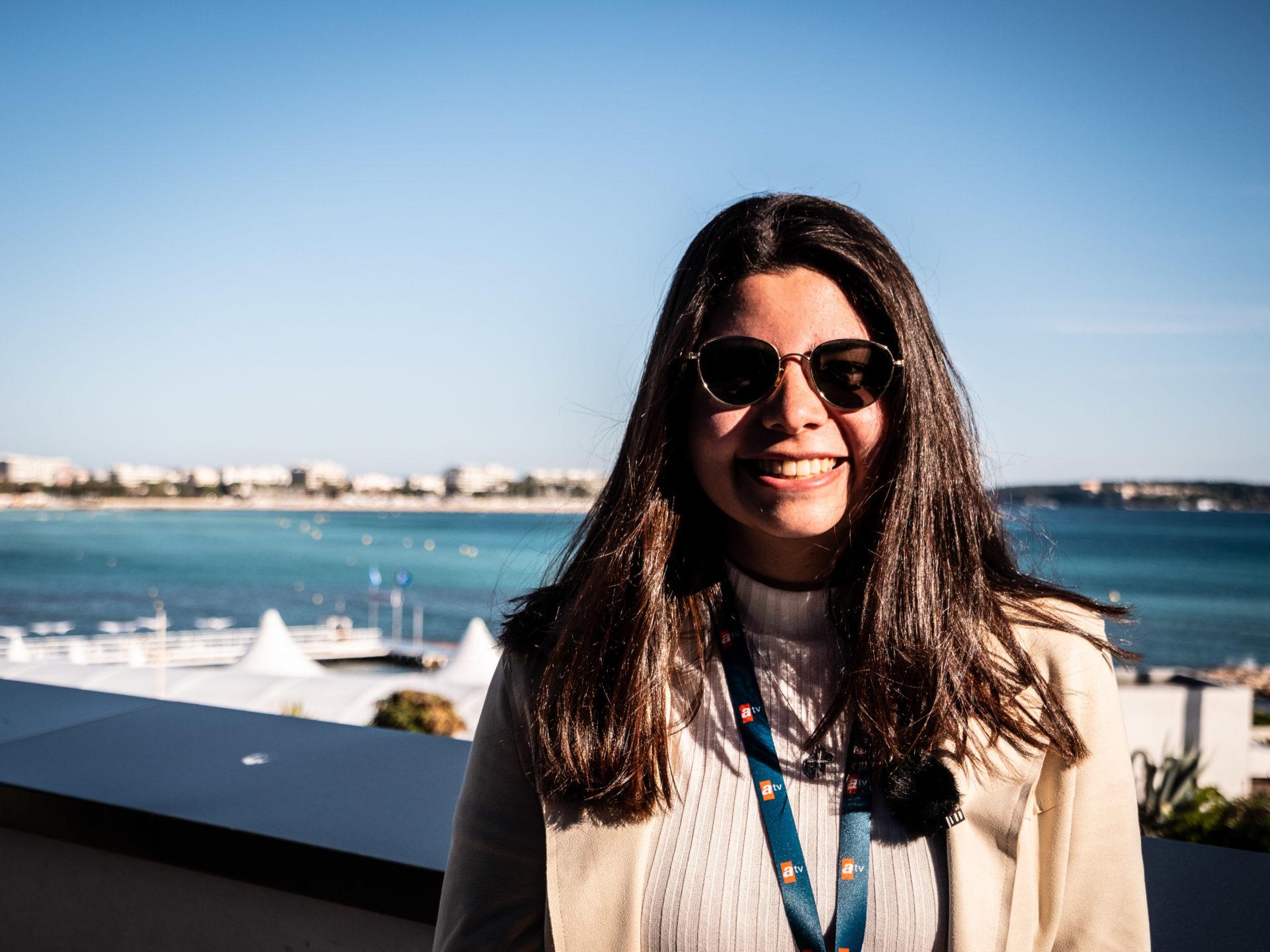 Rencontre avec Sofia Balestrini au MIPTV
