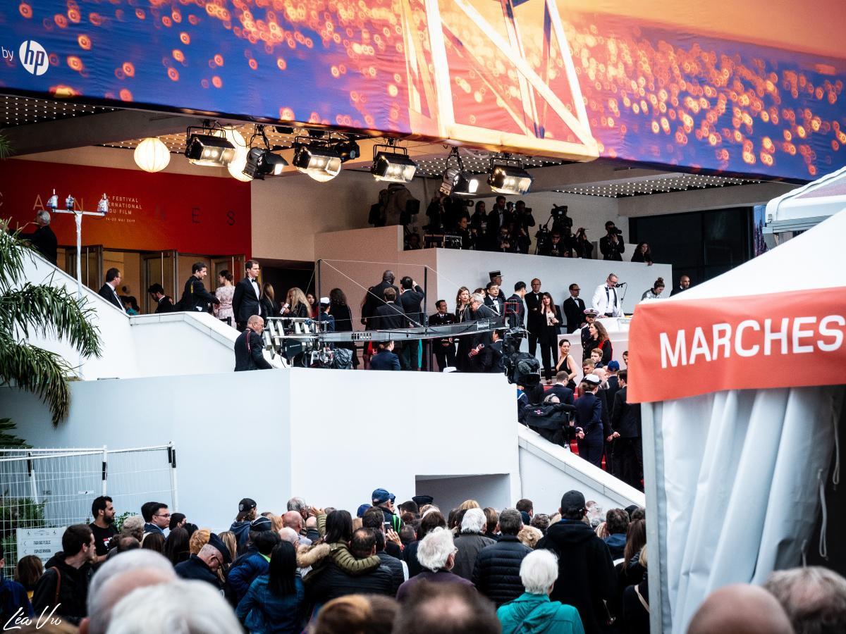 Le soirée d'ouverture du 72ème Festival de Cannes
