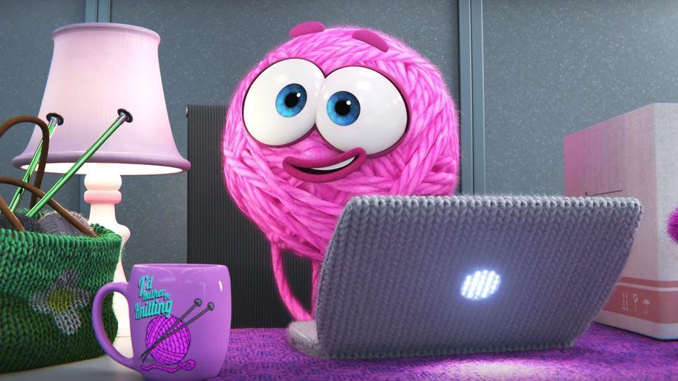 Purl: le nouveau court-métrage Pixar qui dénonce le sexisme en entreprise