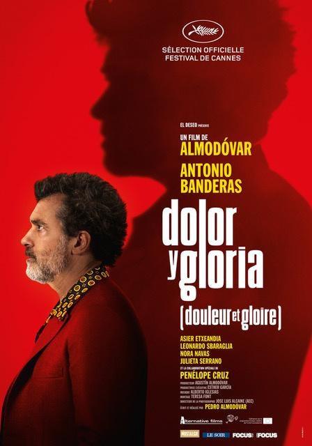 Douleur et Gloire, de Pedro Almodovar