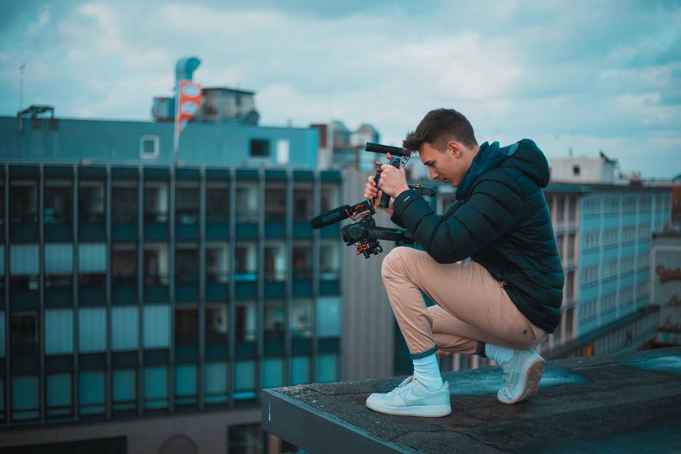 C'est quoi être filmmaker ?