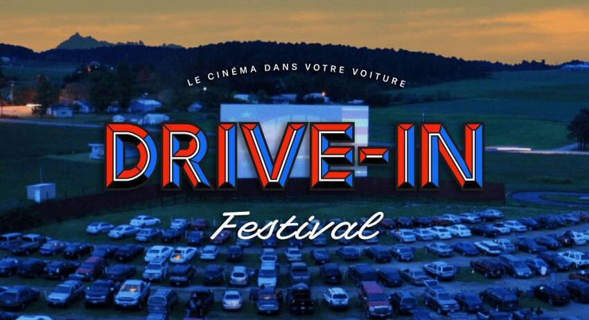 Drive-in Festival : l'événement solidaire pour le cinéma