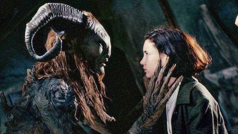 """""""Le Labyrinthe de Pan"""" du réalisateur, Guillermo Del Toro"""
