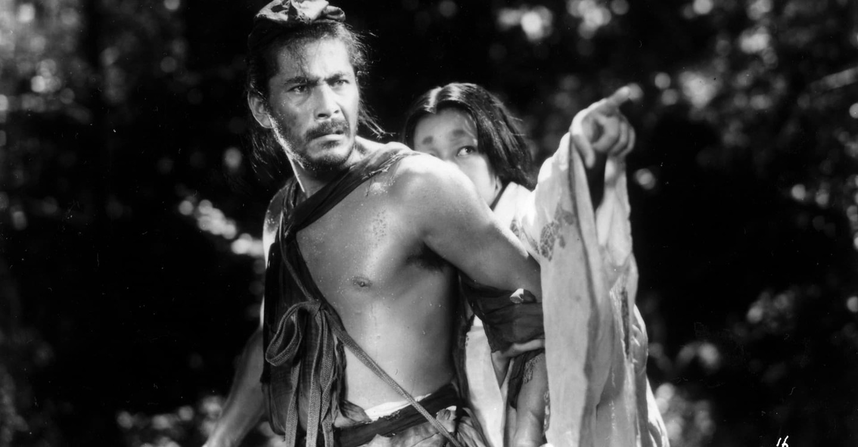 """""""Rashomon"""" d'Akira Kurosawa, un classique du cinéma japonais"""