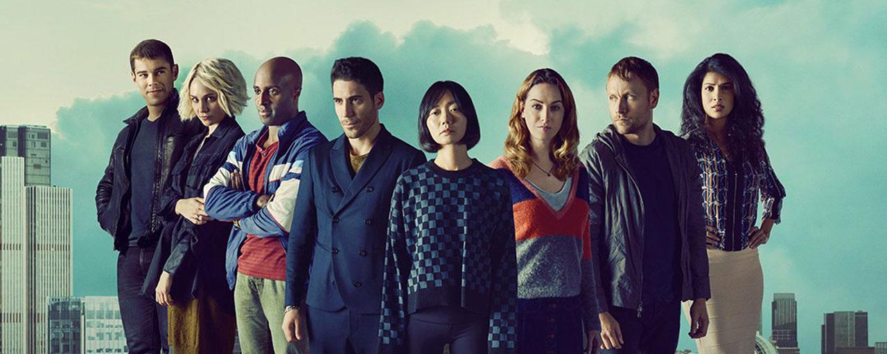 """""""Sense8"""" : la célèbre série des soeurs Wachowski"""