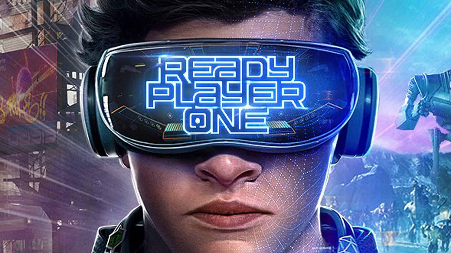 """Ready Player One"" de Steven Spielberg"