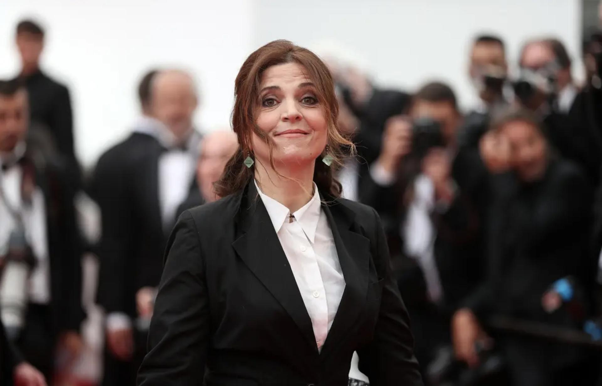 La célèbre actrice, scénariste et réalisatrice Agnès Jaoui était la Présidente du Mobile Film Festival de cette année 2020