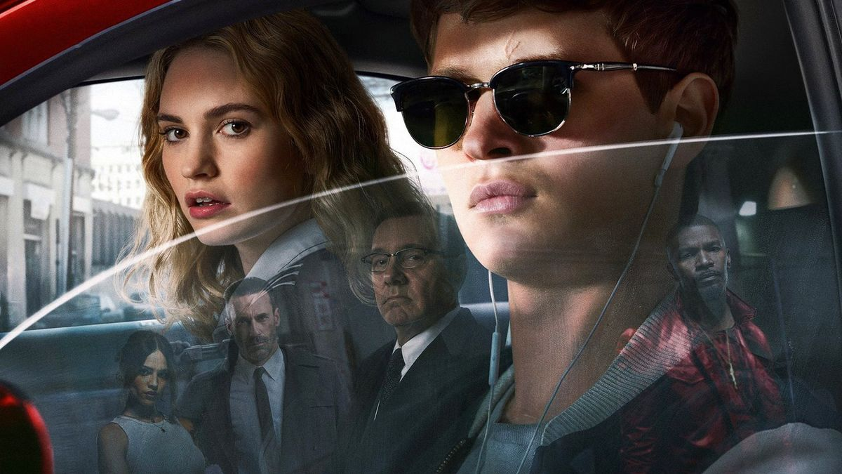 """""""Baby Driver"""" du réalisateur Edgar Wright"""