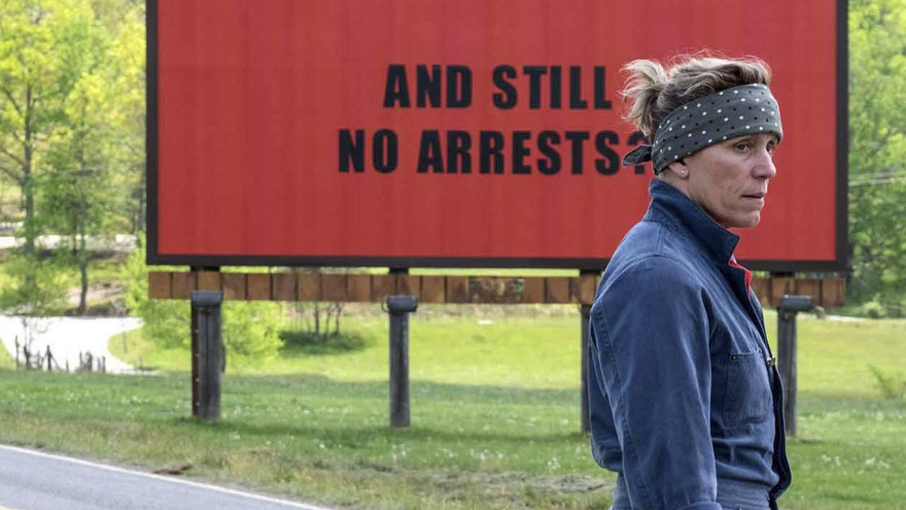 "Le film ""Three Billboards : Outside Ebbing, Missouri"" du réalisateur Martin McDonagh"