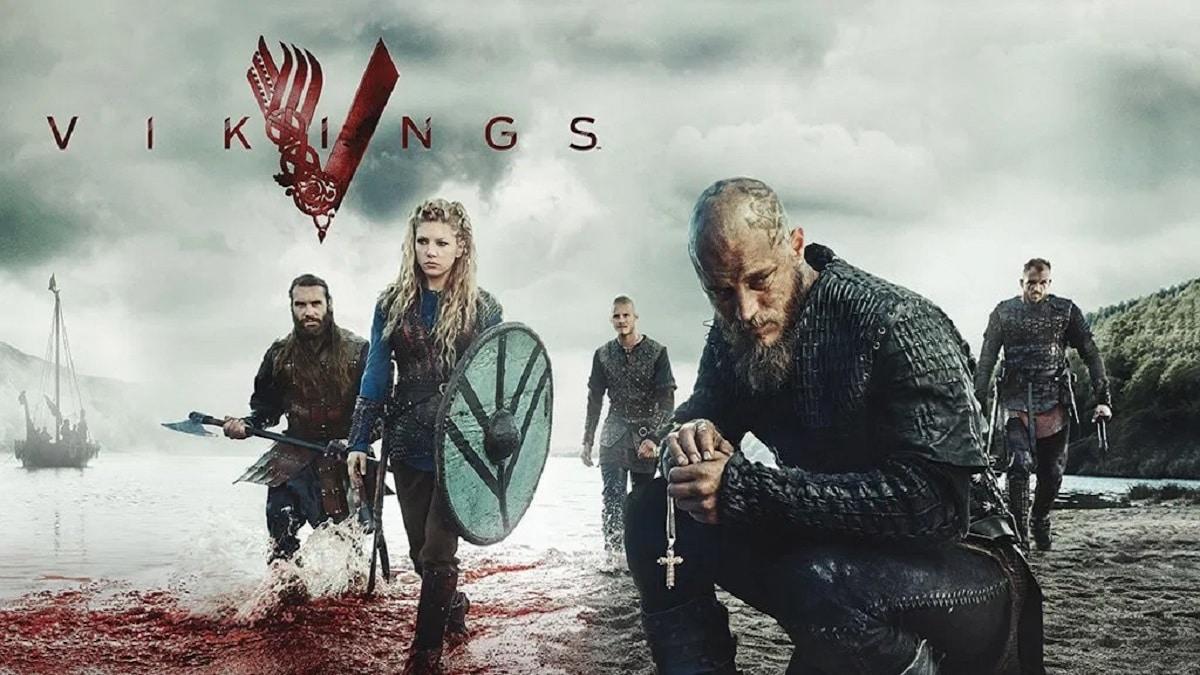 """La légendaire série """"Vikings"""" de Michael Hirst"""