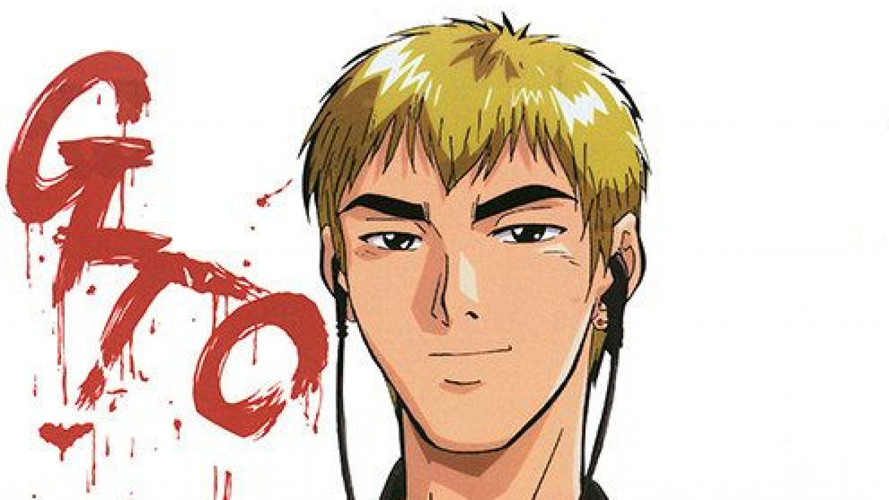 """L'animé mythique japonais """"GTO : Great Teacher Onizuka"""""""
