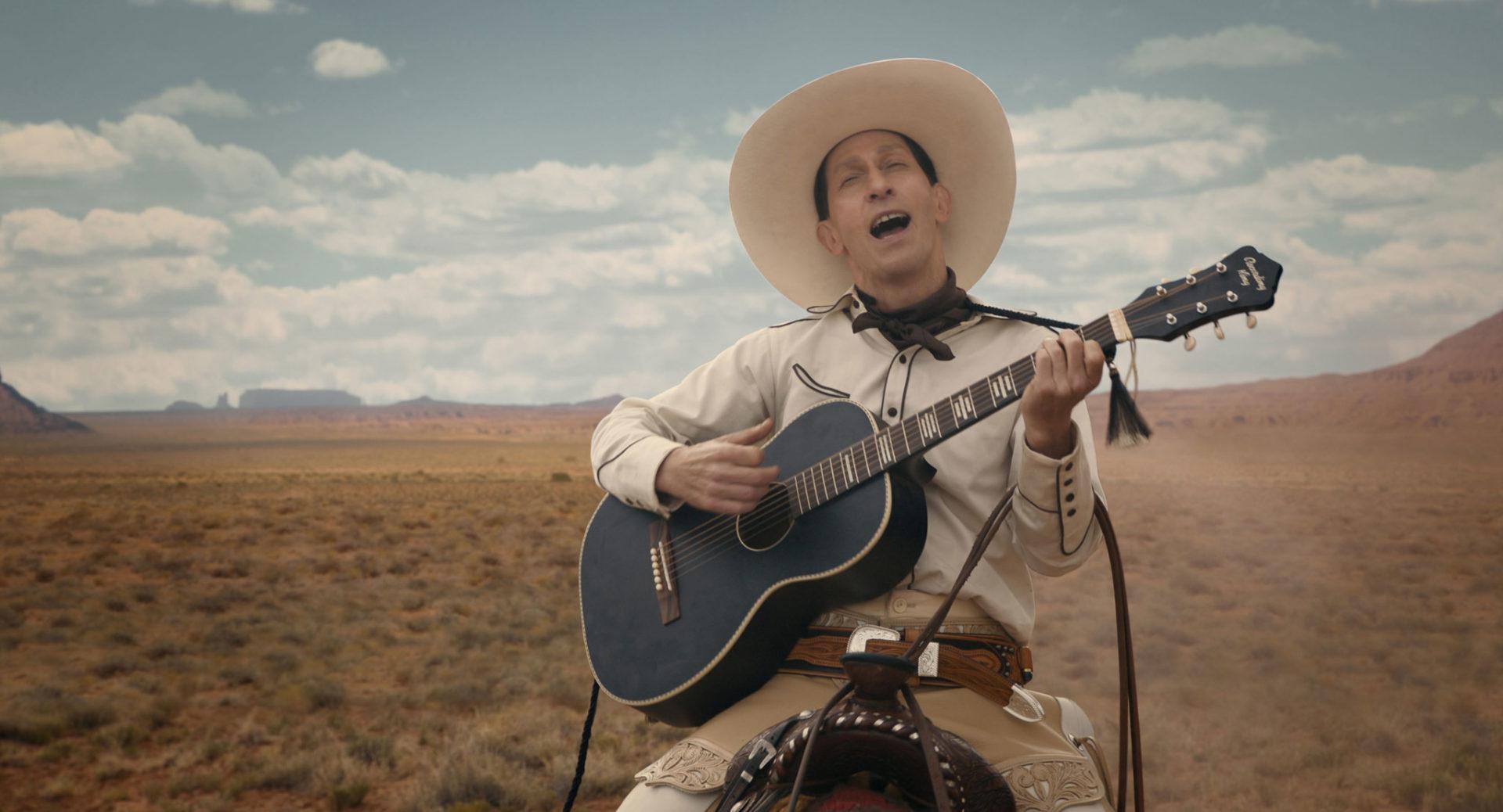 «The Ballad of Buster Scruggs» de Joel et Ethan Coen