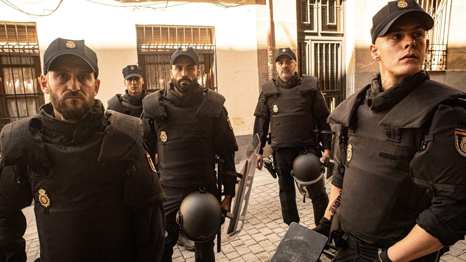 """La mini-série """"Antidisturbios"""" d'Isabel Peña et Rodrigo Sorogoyen"""