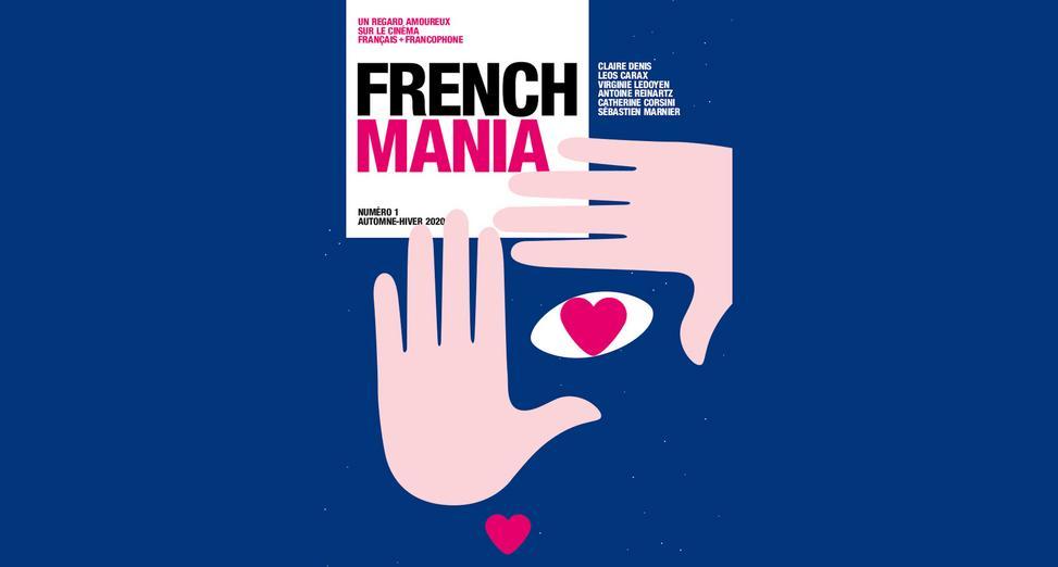 Ava Cahen et Franck Finance-Madureira pour la revue cinéphile French Mania