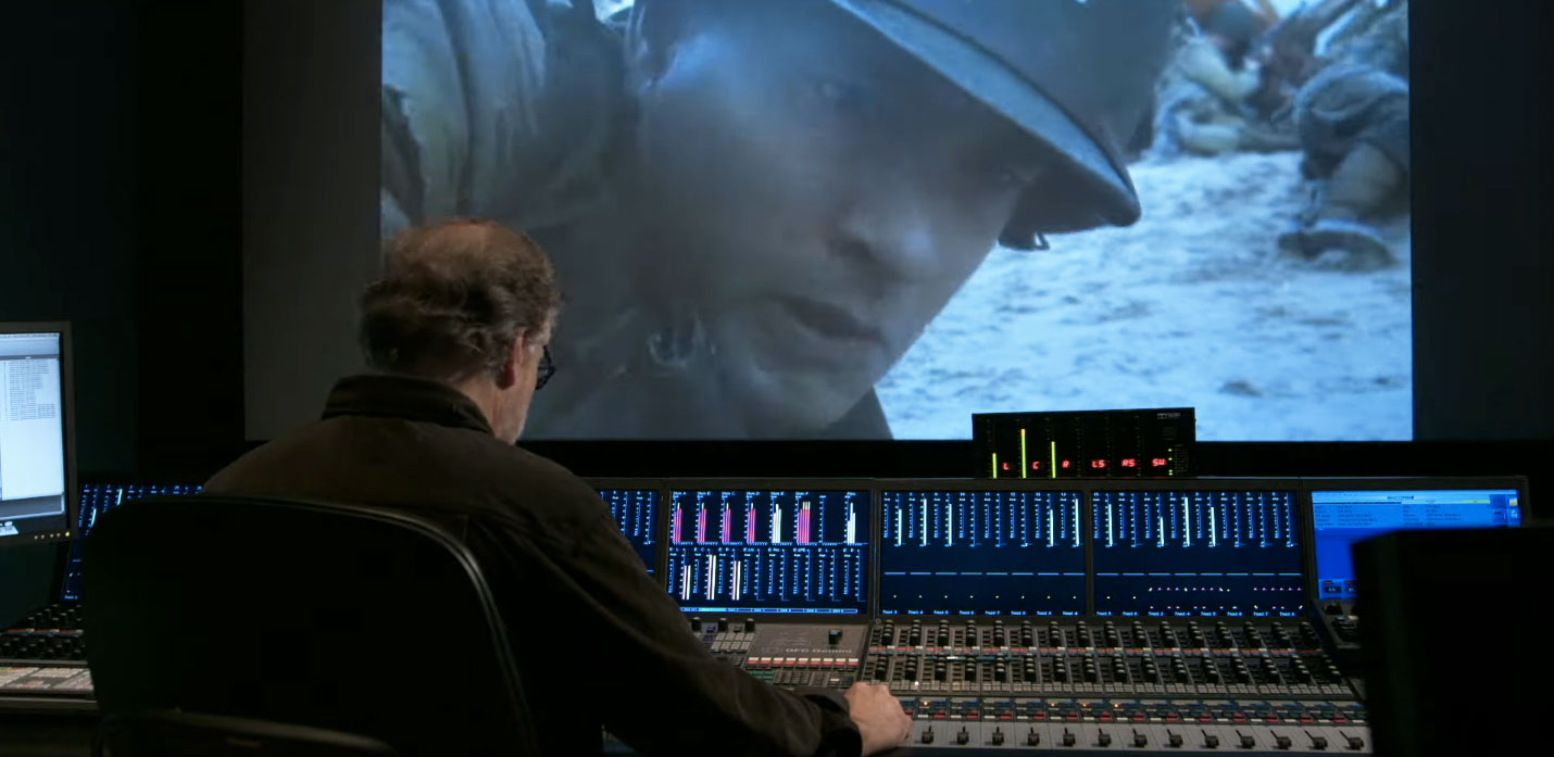 "Le documentaire ""Making Waves : the art of cinematic sound"" de Midge Costin"