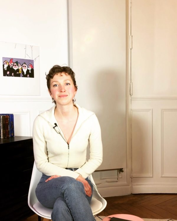 Juliette Rivrin-Ricque, costumière de cinéma, véritable métier-passion