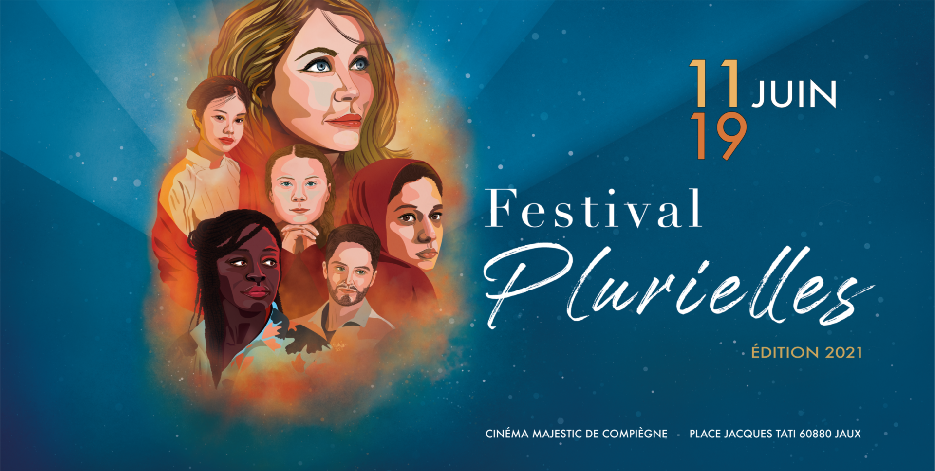 La 4ème édition du Festival Plurielles