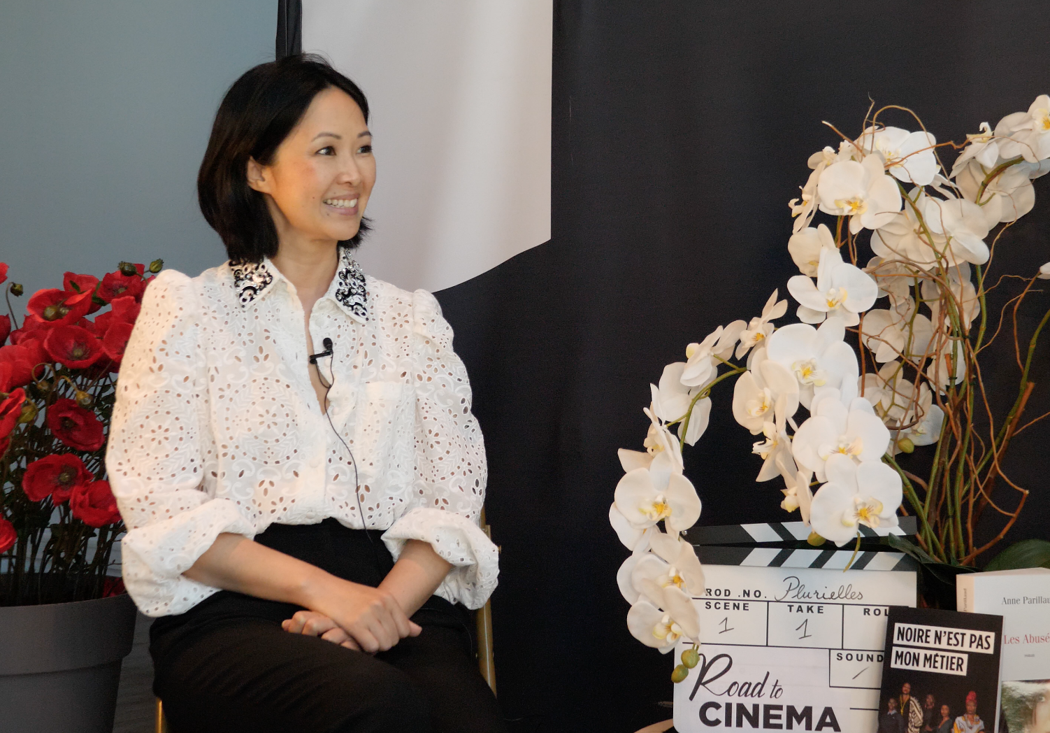 Linh-Dan Pham, actrice brillante présente au Festival Plurielles