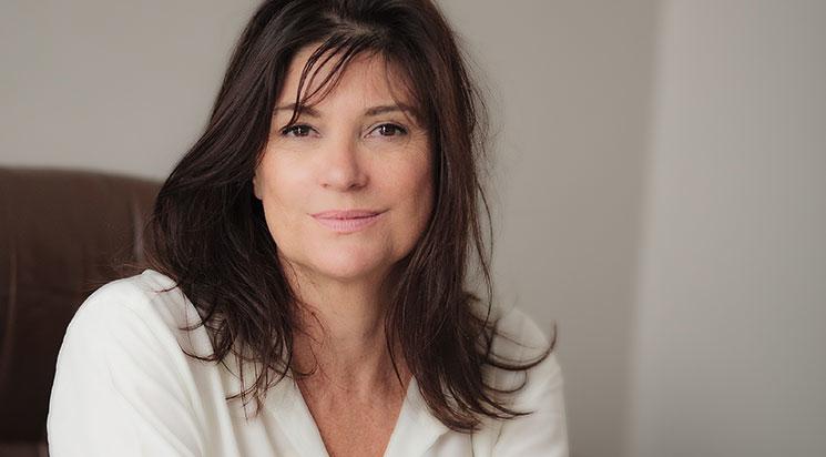La productrice Anne-Dominique Toussaint, juré au Mobile Film Festival 2020