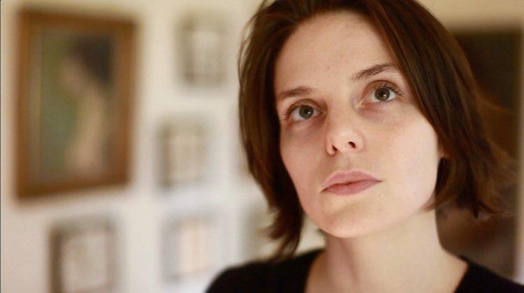La journaliste Marine Périn, juré au Mobile Film Festival 2020