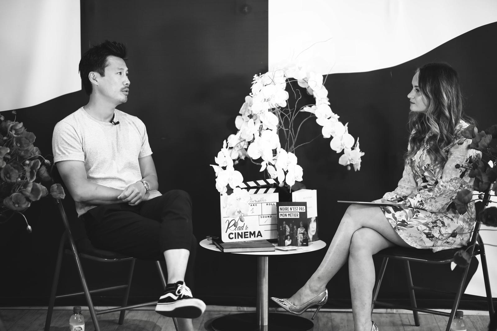 Frédéric Chau : «Malheureusement, des rôles forts interprétés par des comédiens asiatiques on en connaît peu dans le cinéma français, pourquoi ?»