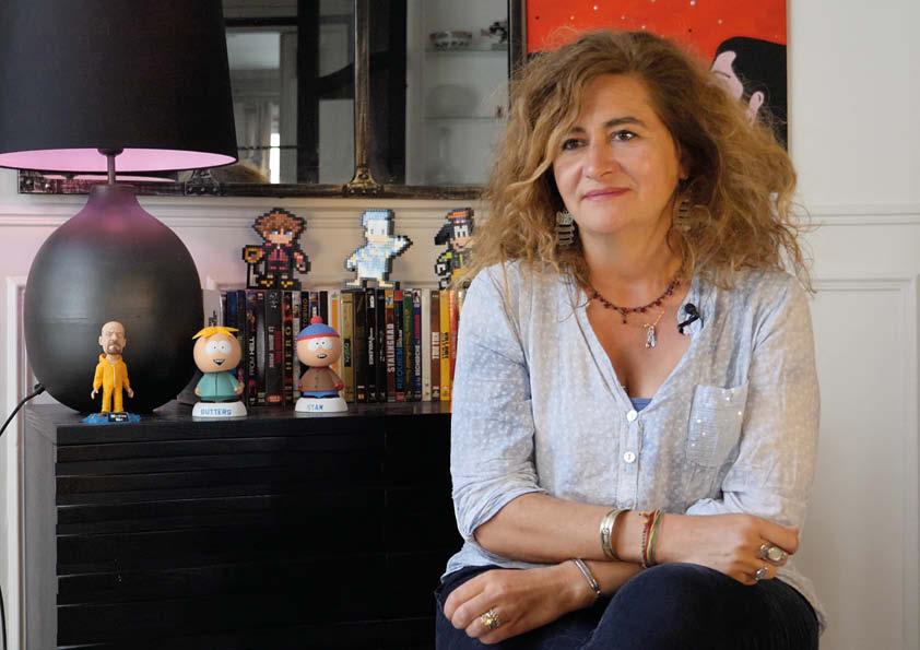 Notre fabuleuse rencontre avec la dresseuse animalière pour le cinéma, Valérie Chavanon