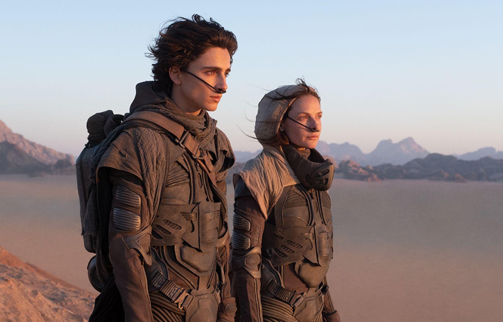 Dune : Le space opera poétique, aux côtés de Timothée Chalamet, qui ne vous laissera pas indifférent !