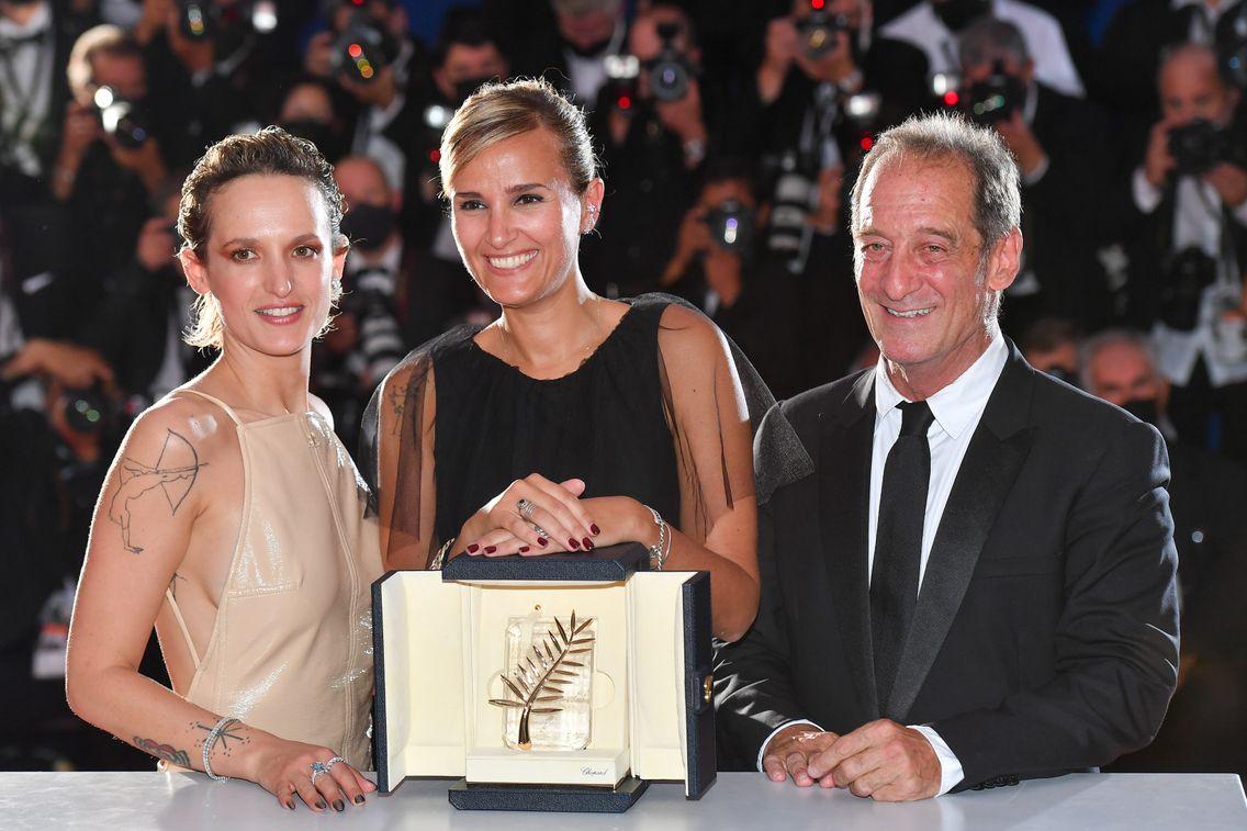 Agathe Rousselle : «Je n'ai jamais pensé que j'allais réaliser mon rêve à ce point», rencontre avec  l'héroïne de Titane, Palme d'Or du Festival de Cannes
