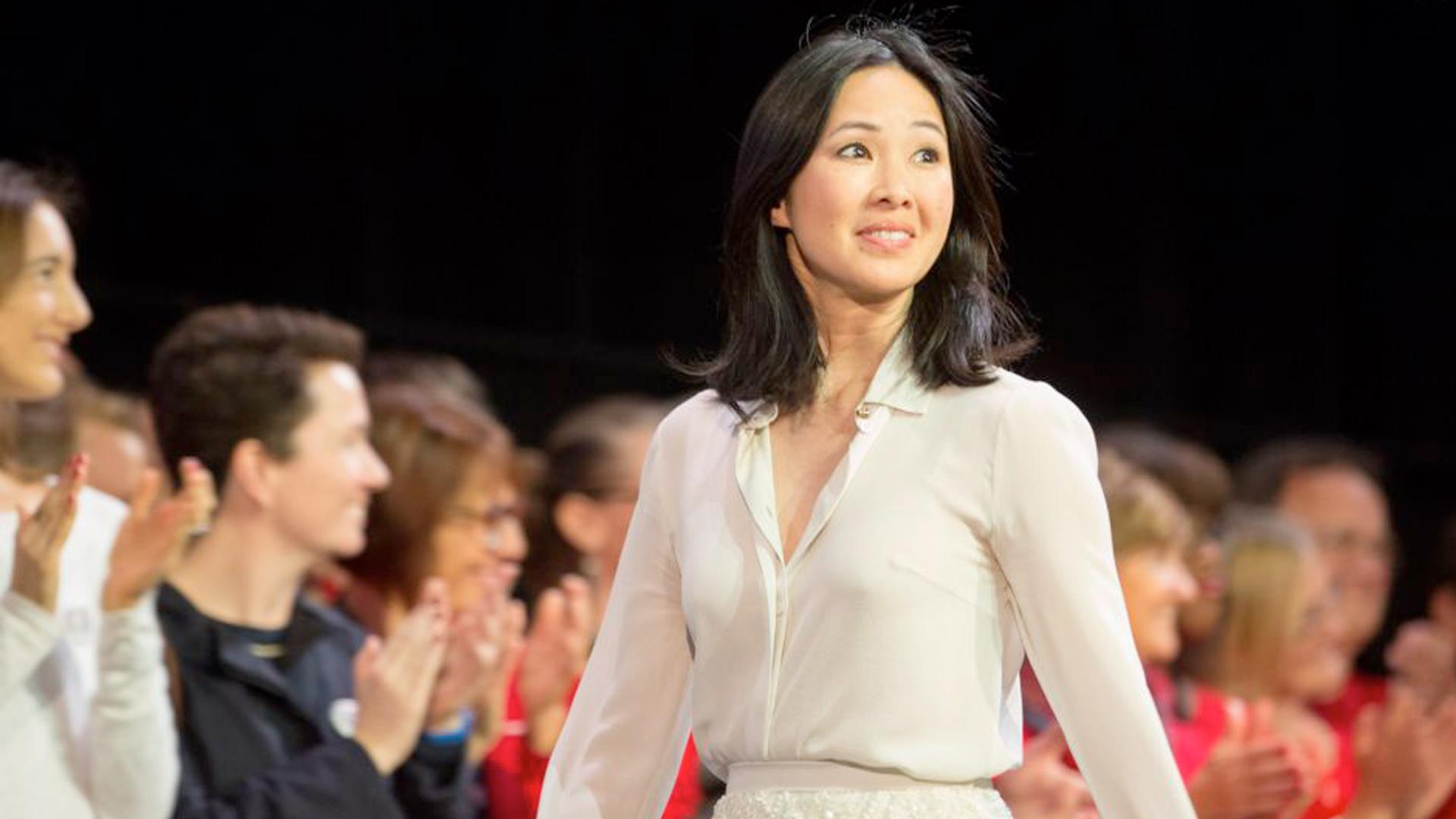 L'actrice Linh-Dan Pham, dans son nouveau film «Blue Bayou» de Justin Chon